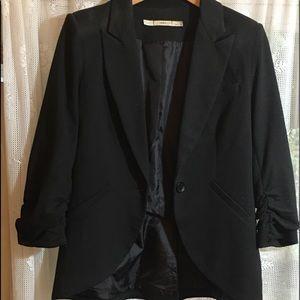 Nordstrom Black riding jacket- blazer